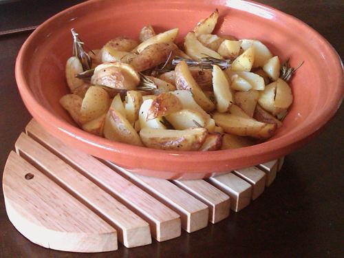 Tapas - Aardappel: Tapas - Aardappel (Patatas Bravas)